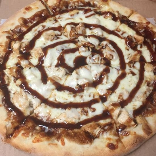 Pizza & Wings at PJ's Steak & Hoagie Shack
